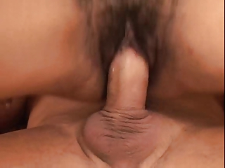 hairy aged indian aunty sucks bonks and creampied
