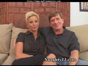 hubby demands wife acquires screwed by ally aged