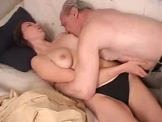 russian cutie fucked by grandfather