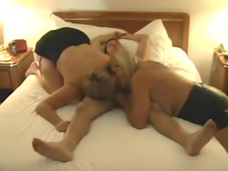 Sexy Matures Triple Pleasure