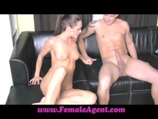 femaleagent the art of engulfing