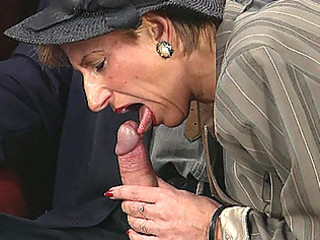 Doggy porn with old mom