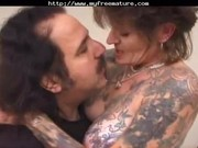 Ron jeremy &_ tattoo sue mature mature porn