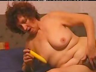 hirsute older likes her toy older older porn
