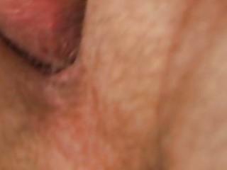 anal closeup of fucking older men