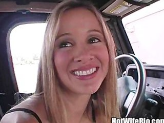 hawt wife rio caught with marital-device and