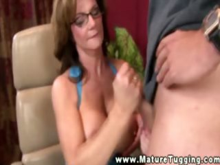 wicked d like to fuck with glasses jerking cock