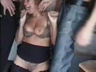 smutty granny loving her holes jammed