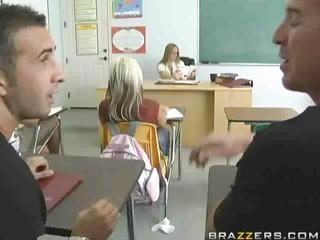 abby rode horny teacher