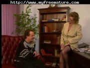 office mother i in nylons bonks mature aged porn