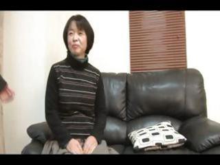 46yr old granny tomoe nakamachi fucked