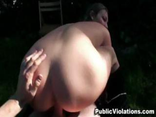 backyard d like to fuck pounding