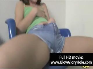 GloryHole - Sexy Busty Babes Love Sucking Cock 18