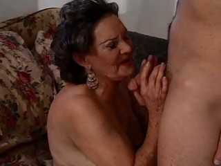 dark brown granny wishes curly natural orgasms