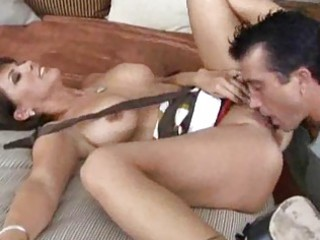 breasty dark brown d like to fuck sucks cock and