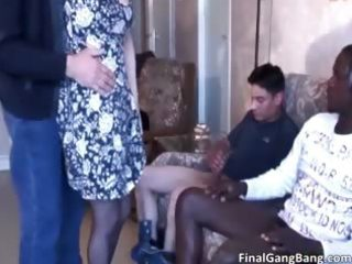 naughty hairy milf slut blows weenie part5