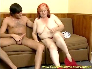 obese mom needs a hard cock unfathomable in her