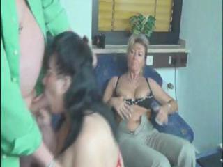 large aged babes share this old boyz jock and