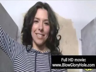 GloryHole - Sexy Busty Babes Love Sucking Cock 03