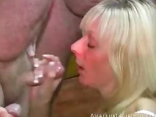 jade, mature bukkake whore facially blasted