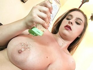 mega breasted mother i sweetheart oils her moist