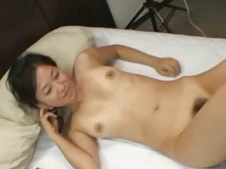 Horny japanese milf craves sex
