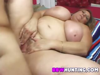 a delectable big beautiful woman mother i