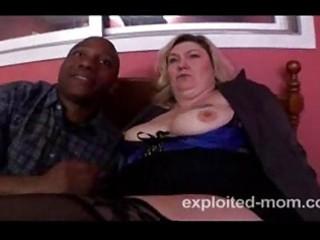 large tit blonde older mother i banging