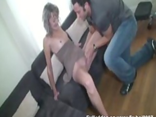 evy double penetrated, her spouse watching