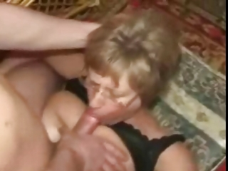 breasty amateur older mother