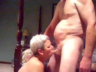 hidden granny fellatio part2