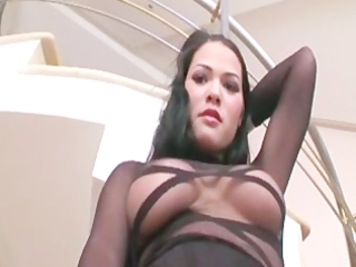 hawt d like to fuck izabel fucking in nylons and