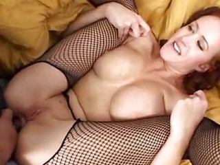 redhead mother i anal drilled