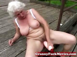 check out this impure grandma