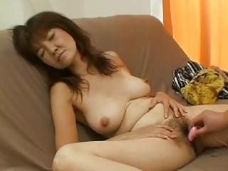 Hot pleasure for mature japanese kimie kuwata
