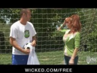 big-tit british redhead soccer mommy lia lor