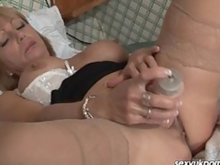 british golden-haired d like to fuck jane bond