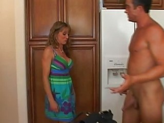 adorable golden-haired d like to fuck with large