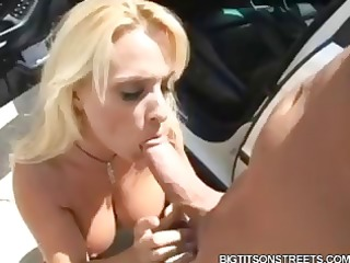 busty blond holly halston brings home the store
