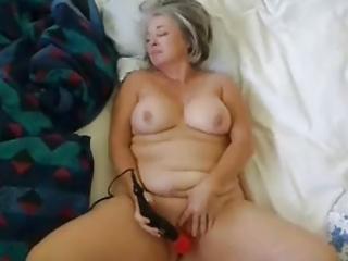 aged masturbating