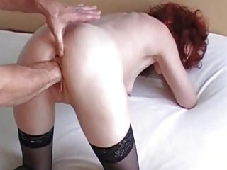 fist fucking my wifes loose muff