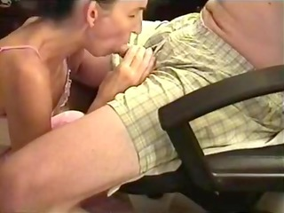 my shy wife homemade orall-service clip