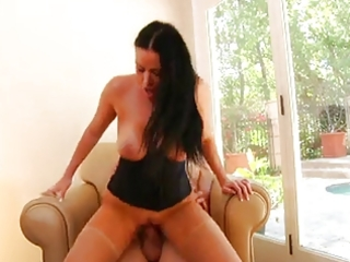 vanilla deville sexy mother i facial