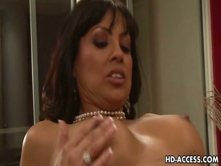 kitty and adriana analese lesbo fake penis