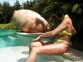 aged dilettante muscle honeys perverted lesbo