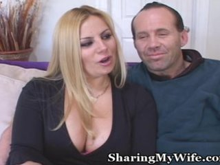 overweight wifey fulfills fantasy of darksome jock