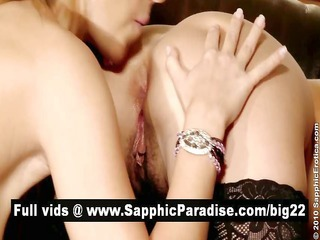 breathtaking blond lesbians anal and pussy
