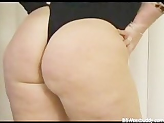 naughty big beautiful woman got a large arse