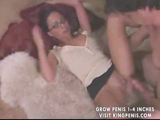 sexy honey drilled and acquires facial11