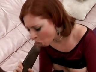classy redhead milf honey fucks with hung